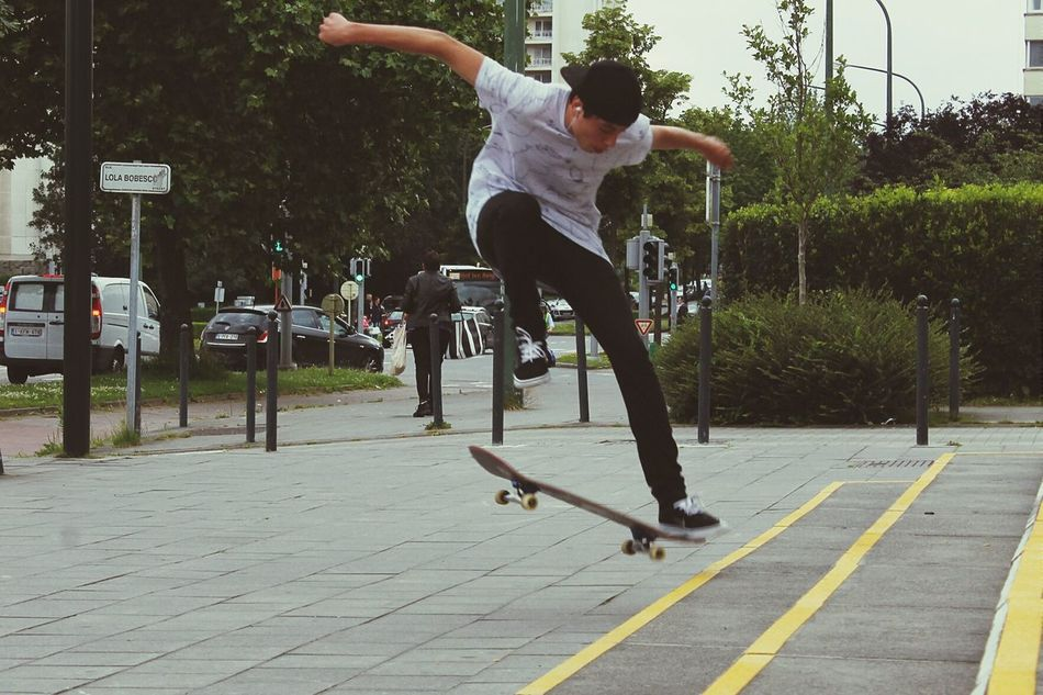Skeatboard Skateboarding Belgium