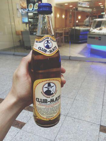 Club Mate. Shopping Clubmate Club Mate Stuttgart