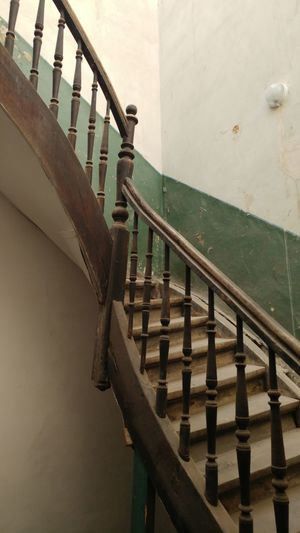Architecture No People Old Old Buildings Spiral Staircase Staircase Stairs Stairs To Nowhere Steps Steps And Staircases