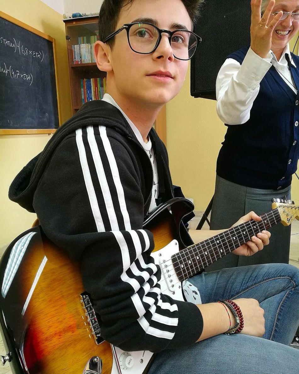 Arts Culture And Entertainment Eyeglasses  Guitar Fender Stratocaster Agrigento
