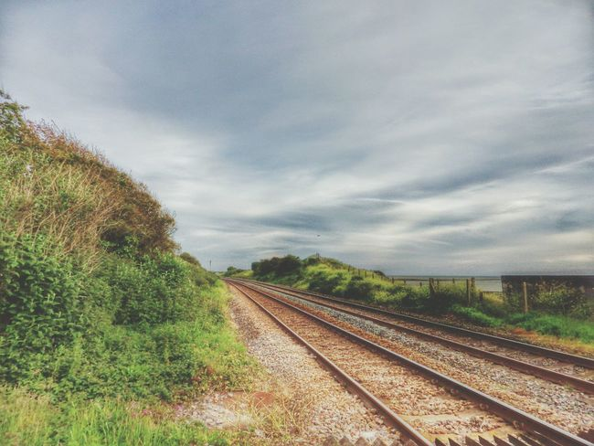 Wales Photography Taking Photos Check This Out Random Railroad Rail Lines Outdoors Adventure Exploring