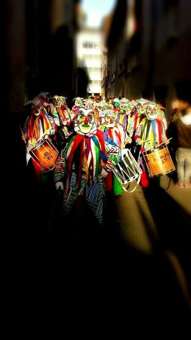 Colors Of Carnival Basler Fasnacht Ueli 1876 Trommelgruppe