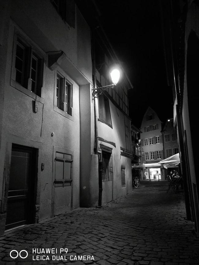 Residential Building Street Light Façade Colmar, Alsace, France First Eyeem Photo