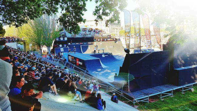 Fise Montpellier Rive Du Lez Skatepark Bmx  Energy Life
