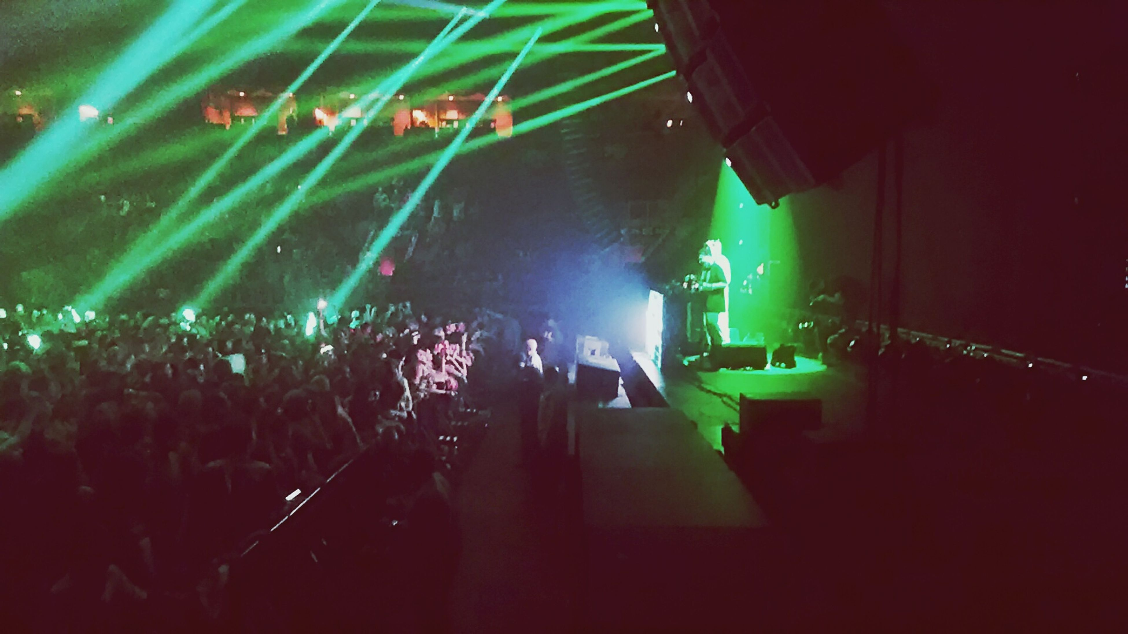 Excision 1st Bank Center Heavy Dub Sterling Neckbrace Wildin Out Fun Off The Wall First Eyeem Photo
