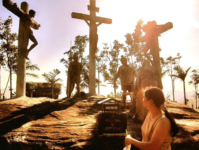 AdventuretimeKawakawa Ligao City Philippines. Cool_capture_ Eyeem Philippines Holyspirit Station Of The Cross