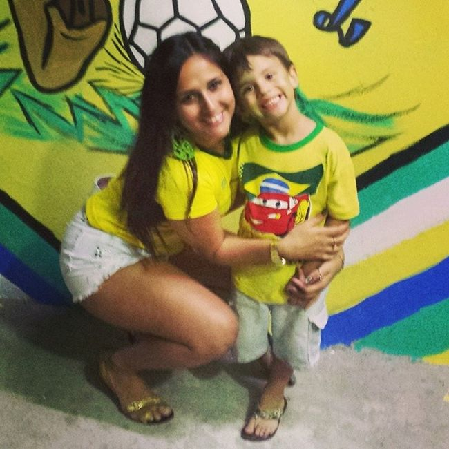 Unidos sempre ? Brasileiros Brasil Copadomundo VamosEmFrente VamosAnimar 2014 ?????