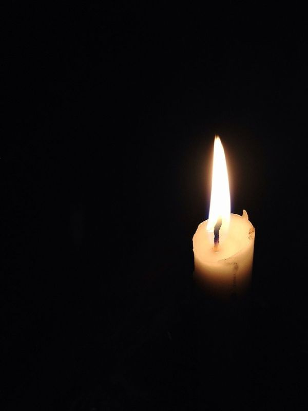 Candle... by Minets
