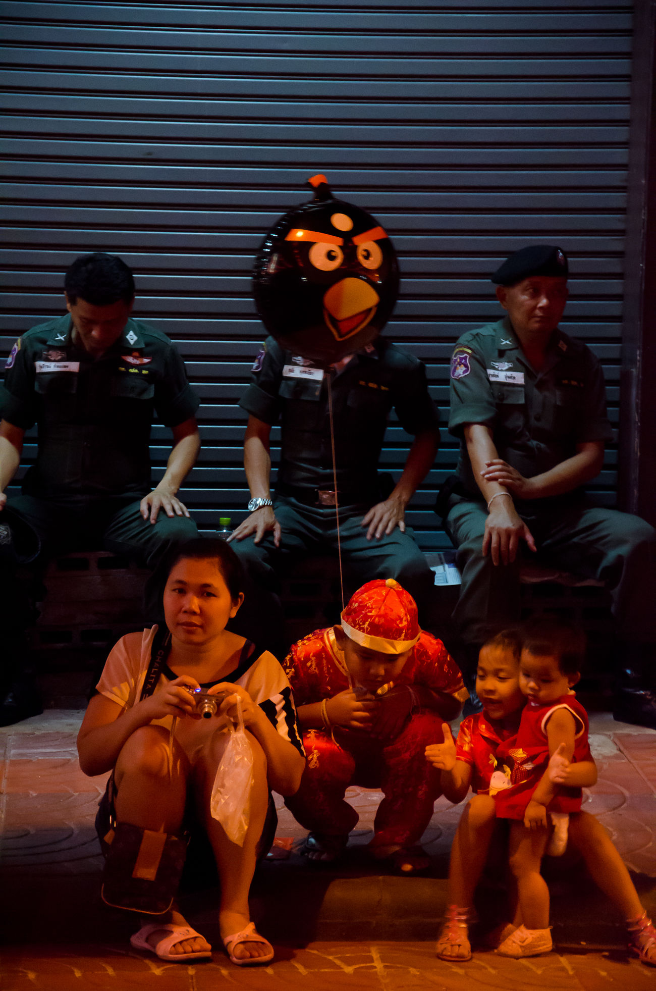 Angry Birds Angrybirds Children Family Life My Year My View People Street Streetphotography Thaïlande