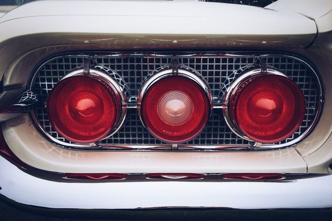 Abundance American Car American Cars American Cars Of The Fifties Arrangement Backgrounds Brake Lights Close Up Close-up Container Culture Design Detail Full Frame No People Old-fashioned Rear Lights Red Lights Side By Side Tail Lights Vintage Cars