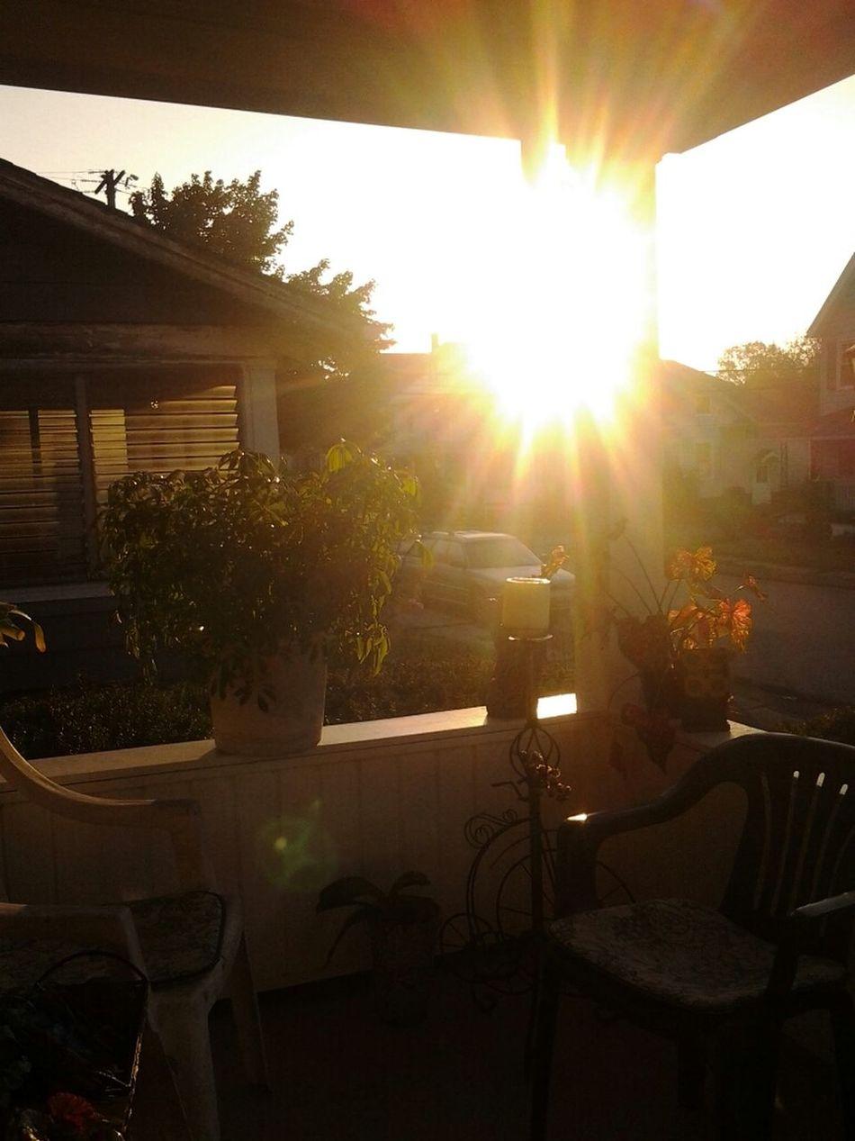 Sunrise... .. The Purist (no Edit, No Filter) .. Just Taken ... Goodmorning ♥