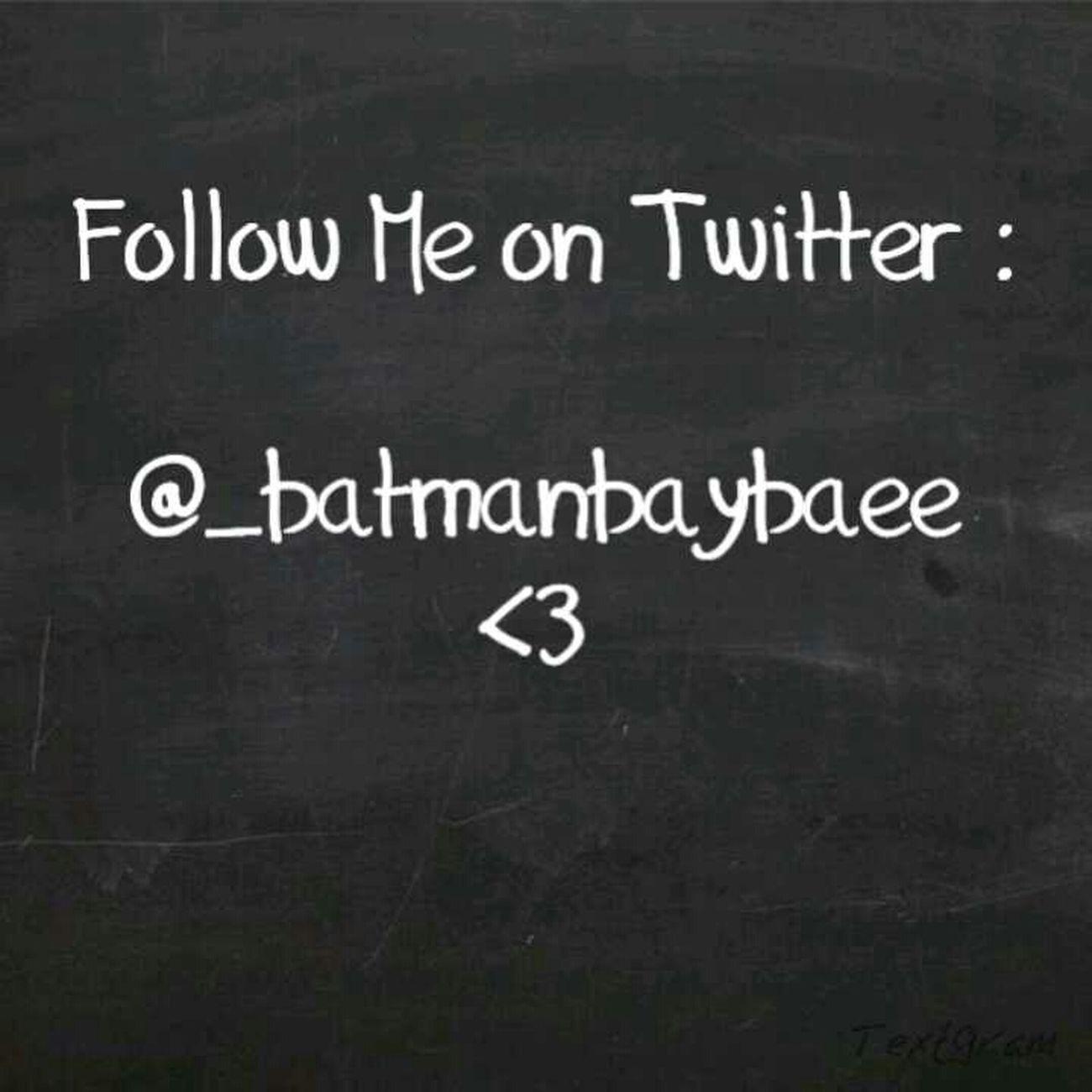 Follow Me <3 '
