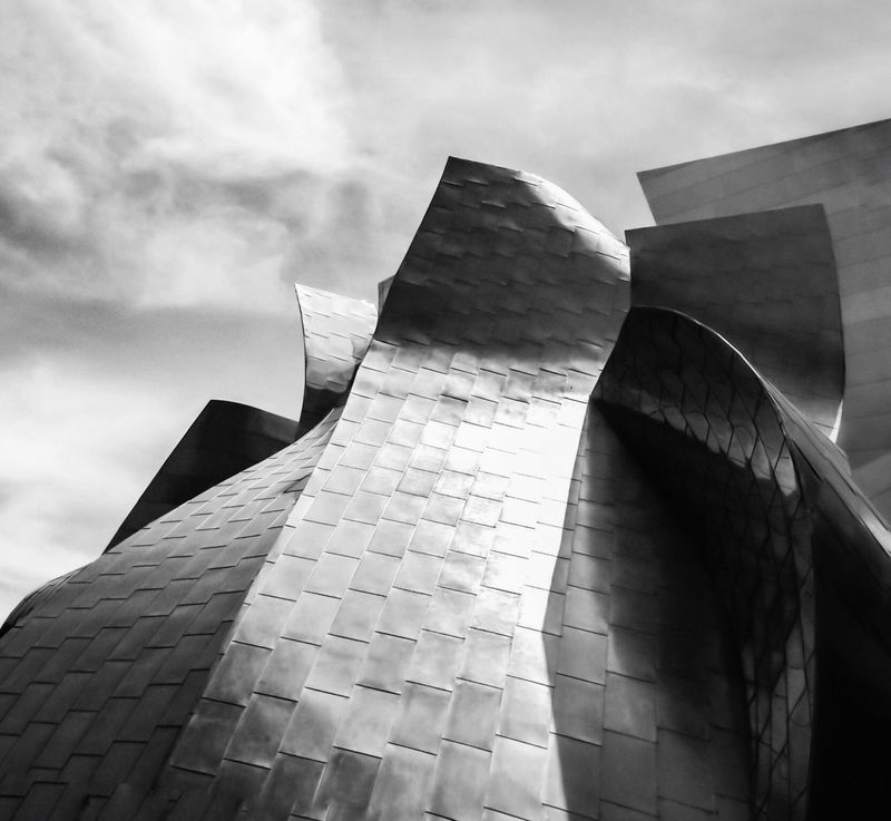 The Architect - 2016 EyeEm Awards Architecture_collection Architectural Detail Lines, Shapes And Curves Disney Music Hall NEM Black&white NEM Architecture Urban Geometry AMPt_community Shootermag EyeEm Best Shots EE Daily Showcase May EyeEm Gallery Black And White Collection