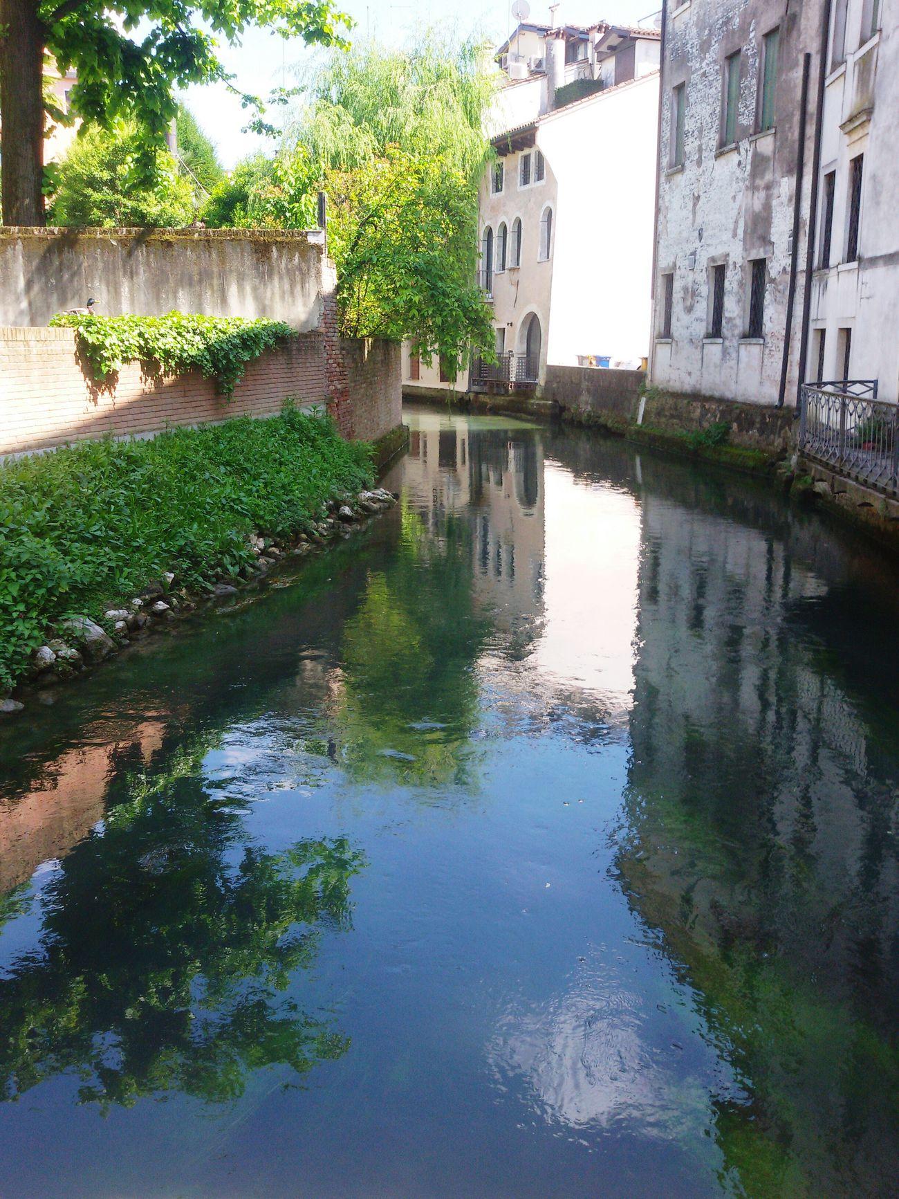 Treviso Trevisocity Passeggiata Passeggiatemattutine Andiamoalavorare Sole Caldo Caldo E Stanchezza Vogliodormire Voglioandarealmare Estate Solocosebelle Colori
