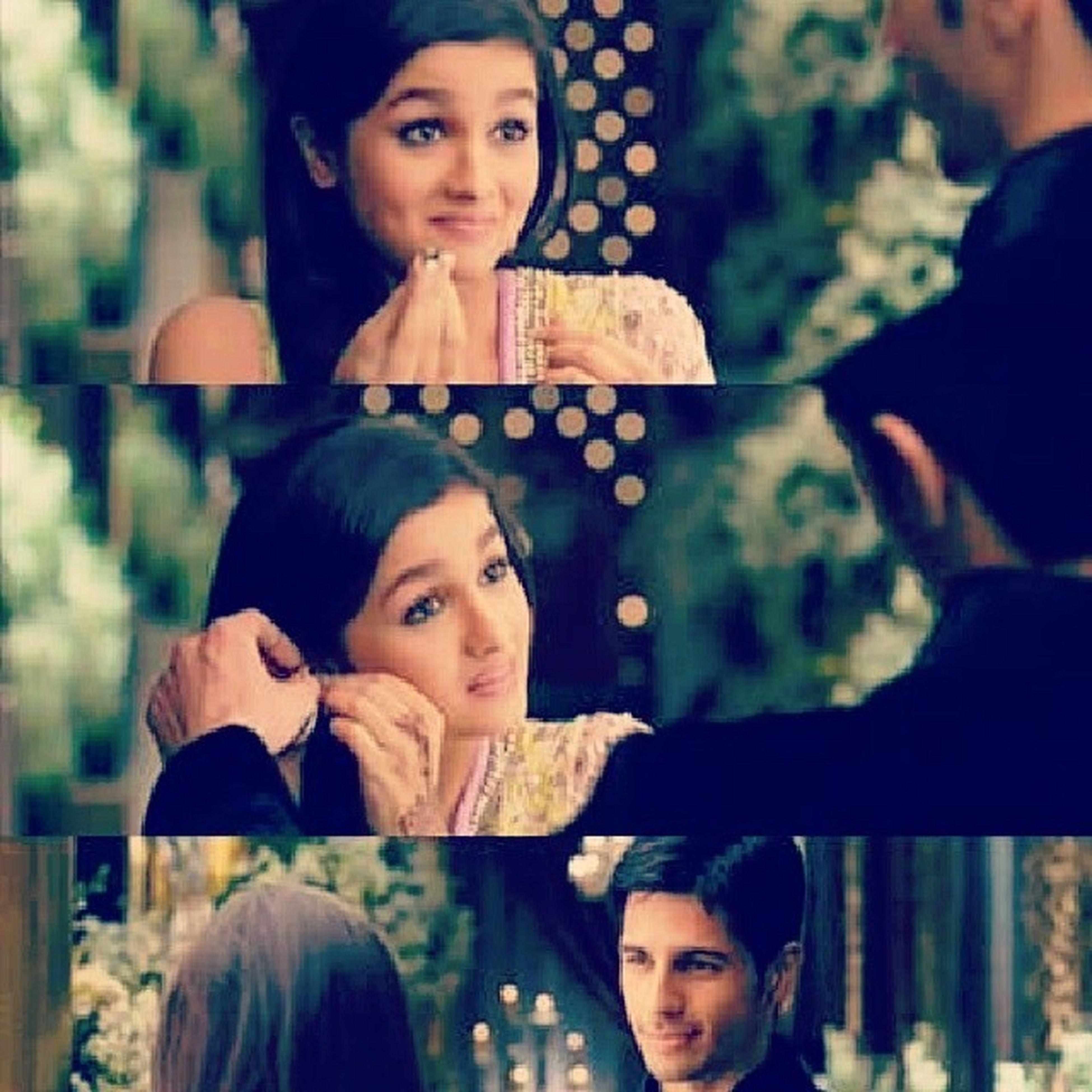 Cute Ishqwala Love Alia Siddarth 😚