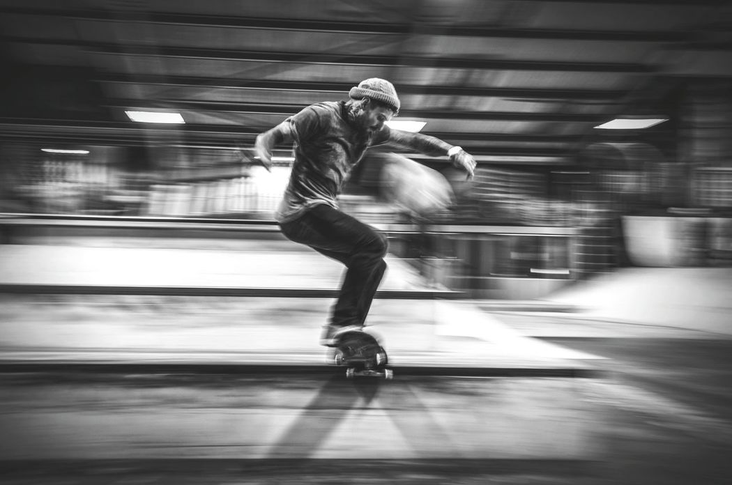 Monochrome in motion Skateboarding Tailslide Etnies Panshot Blackandwhite Monochrome Nikon The Action Photographer - 2015 EyeEm Awards The 2015 EyeEm Awards Finalists