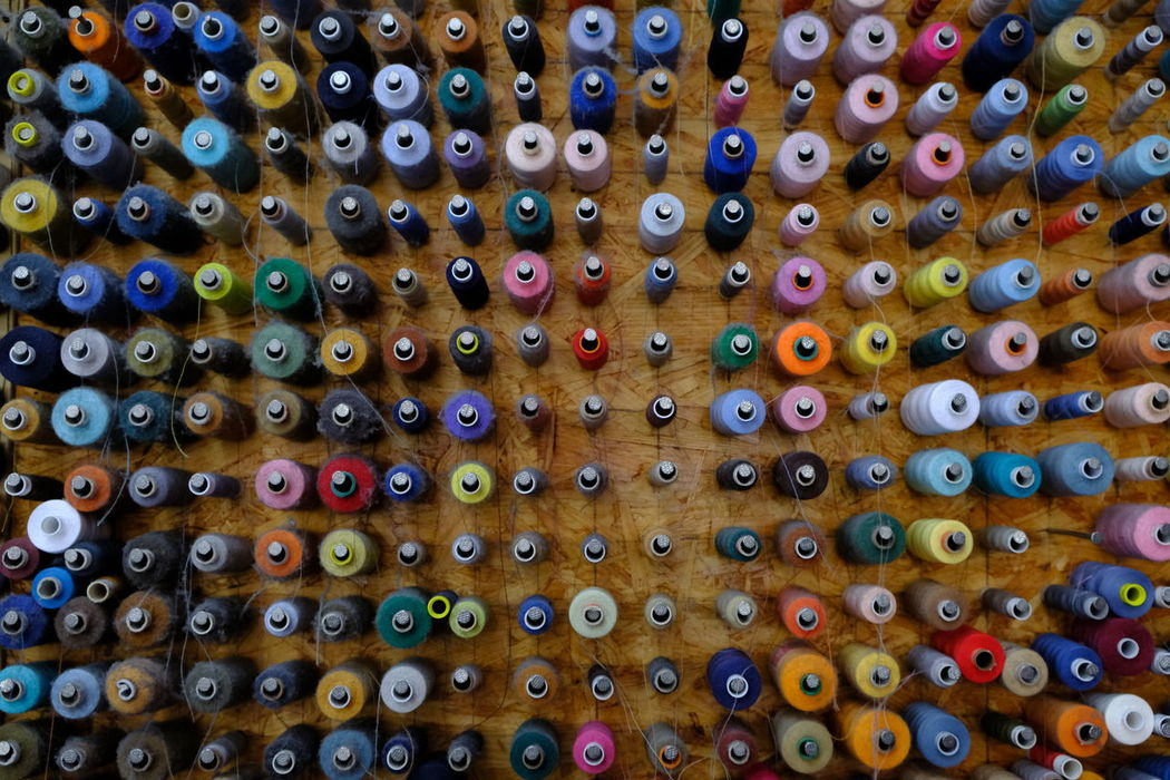 Cotton Reels Needlework Tailor Background Backgrounds Colored Background Cotton Dressmaker Handicraft Handiwork Handmade Handmade Accessories Handycraft Large Group Of Objects Multi Colored Reel Reels Spool Spools Of Thread Thread Thread Spool Yarn Yarns