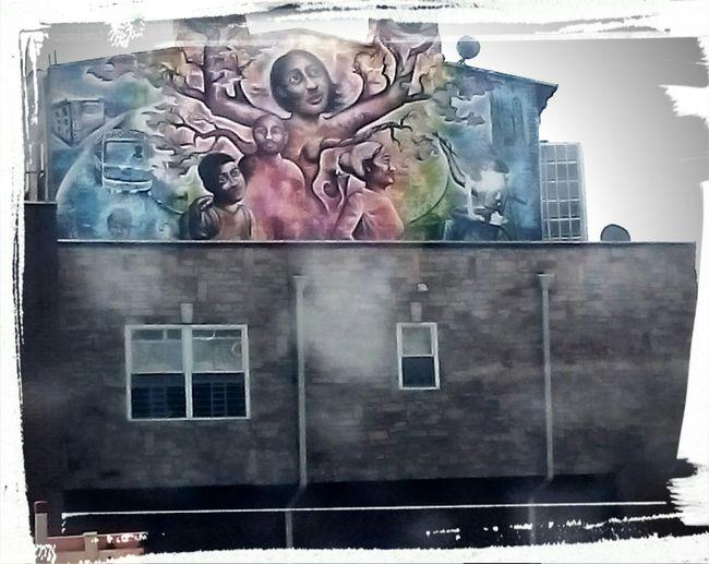 street art in Newark NJ