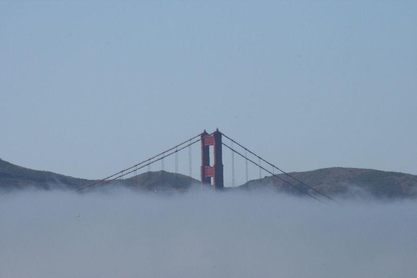 Bridge Day San Francisco San Francisco Bay San Francisco Bay Bridge Scenics Skies Suspension Bridge