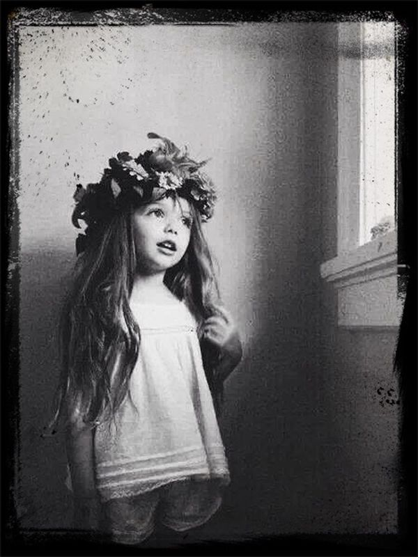 Pretty girl ❤️ Adorable Petitefille