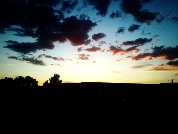 Goodnight sun ⛅ Sunset Thesmallsproutenthusaist