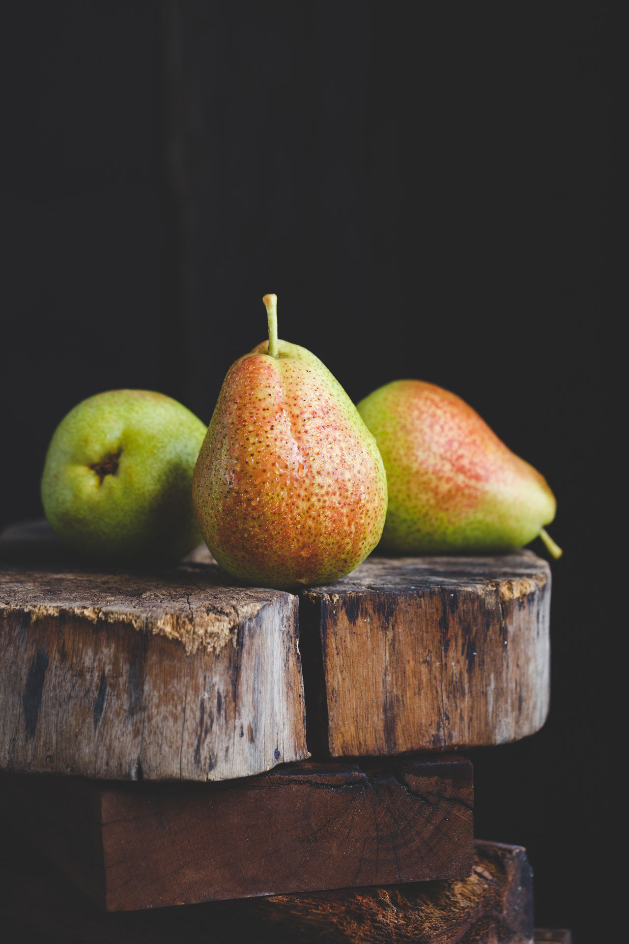 3 Forelle Pears Agriculture Art ASIA Backgrounds Darkness And Light First Eyeem Photo Food Food And Drink Fresh Fruit Healthy Eating Old Wood Paper Pear Pure Raw Sunlight Sweet Tasty Vietnam Vitamin