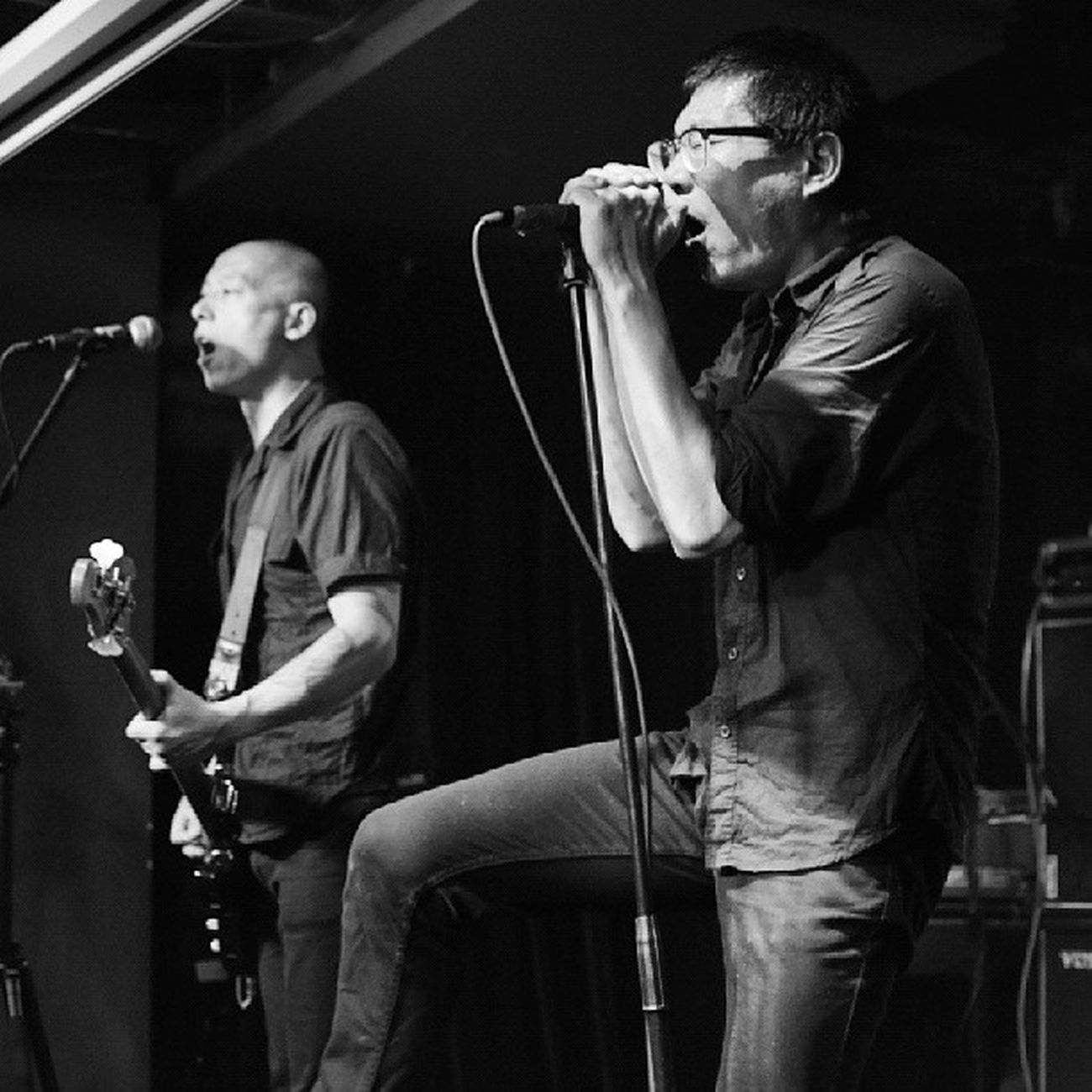 Another from the PK14 gig Dalian LiveMusic Rock
