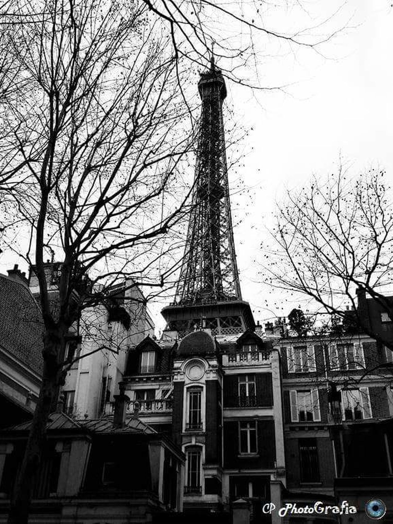 CPPhotoGrafía Descubrir Capital Paris Vivre Tour Eiffel Life Paysage Travel