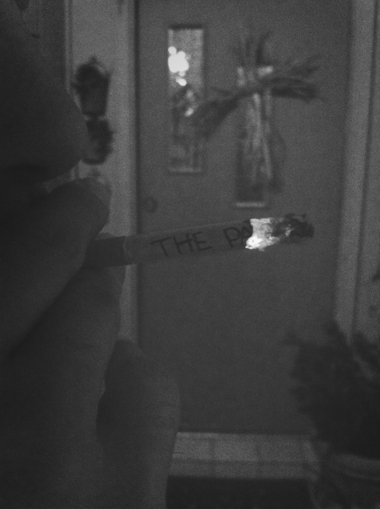 Smoke away the past