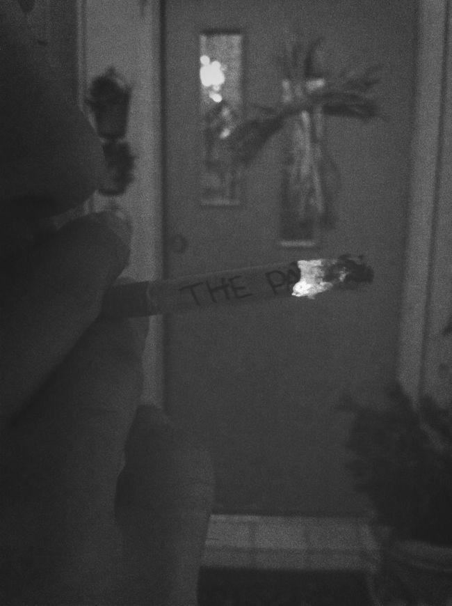 Smoke away the past