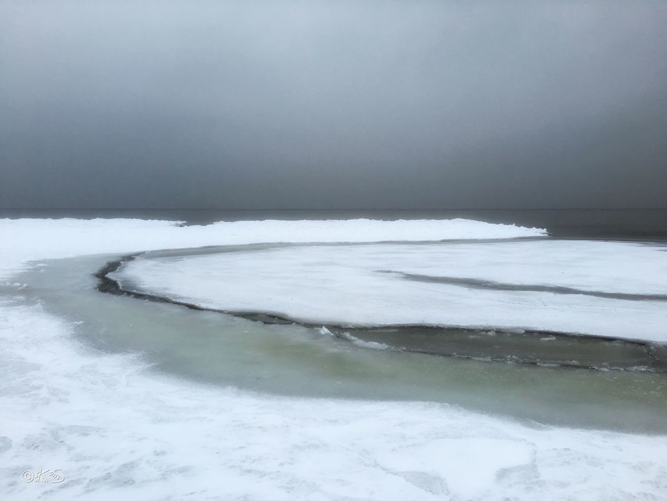 Jurmala EyeEm EyeEm Gallery Eye4photography  Baltic Sea Bulduri EyeEm Best Shots Sea Snowcase:January