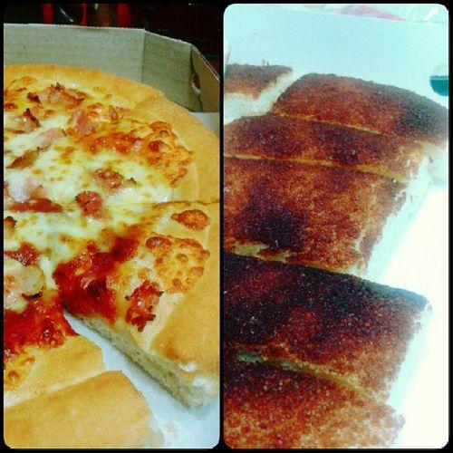 Pizza+ Cinnamon Sticks Instaba Pizzahut