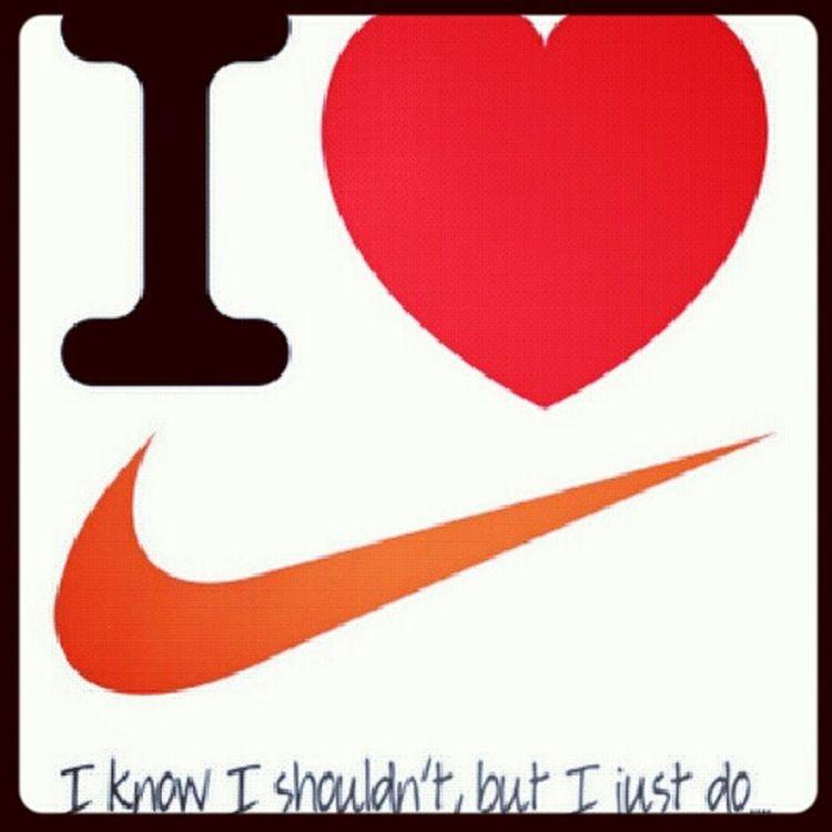 I Love NIKE