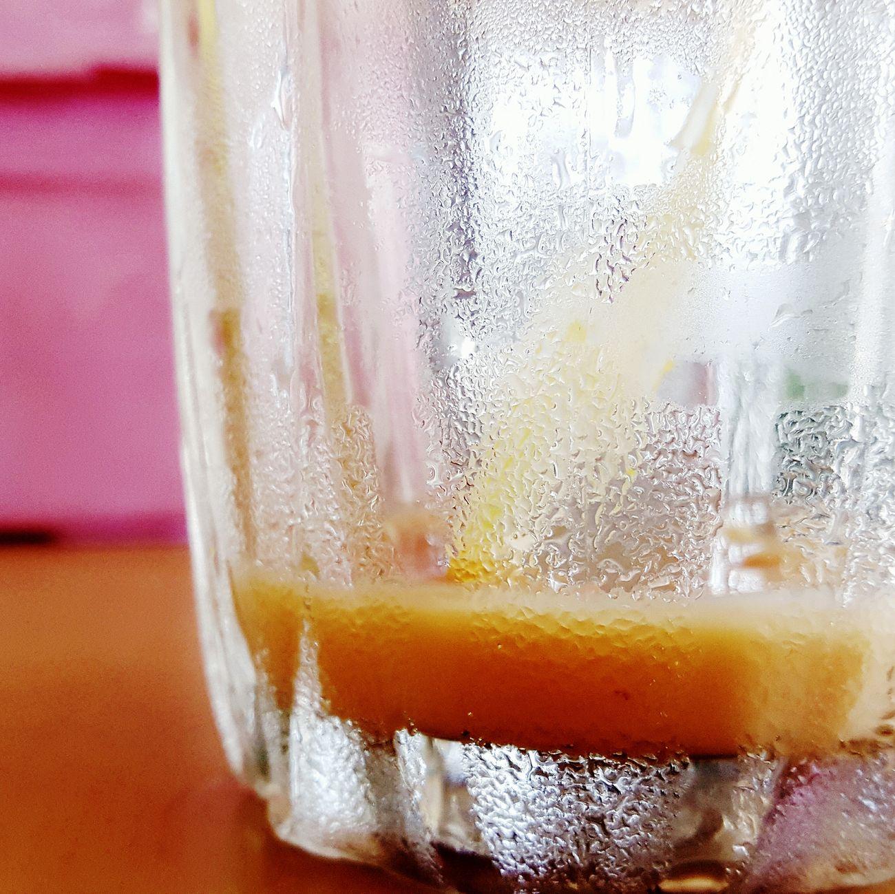 Every Malaysian's favorite drink. Teh C Ping (Milk Tea) Hello World Sabah Kota Kinabalu Malaysia Amateurphotography Randomshot EyeEm Malaysia Condensation
