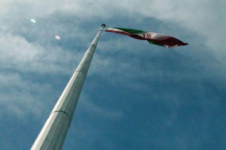Iran Flag - Shahrood Shahrood Iran Iranian Irantravel Iranshots Flag SoroushNosrati