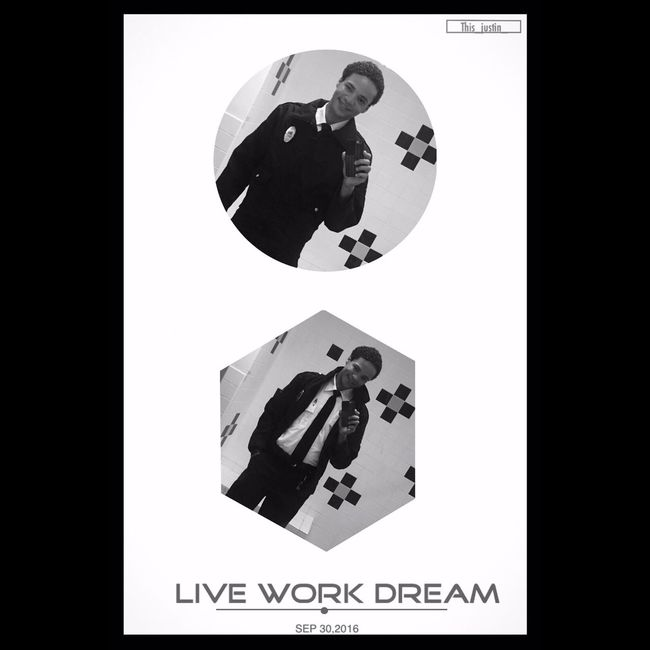 Live dream work White Background Close-up People Person