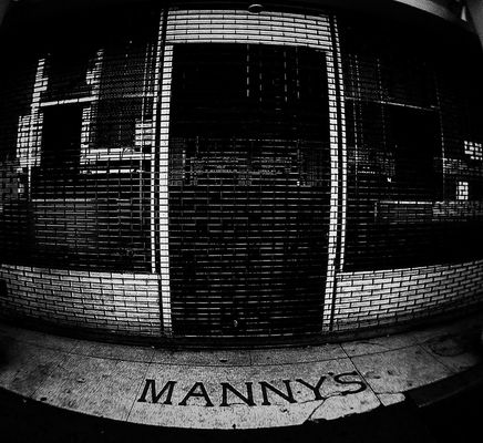 blackandwhite at Manny's Music-The End of an Era by Waveform