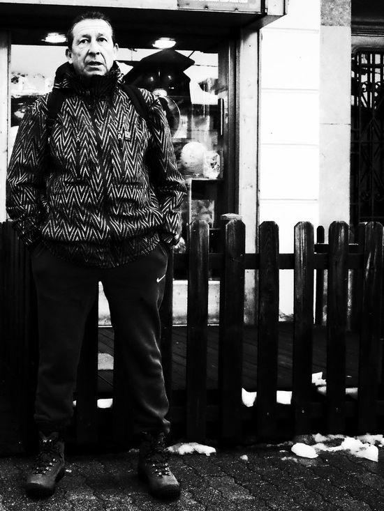 Adult Noir Et Blanc Blackandwhite Day One Person Outdoors People Real People Standing Street Photography Streetphotography