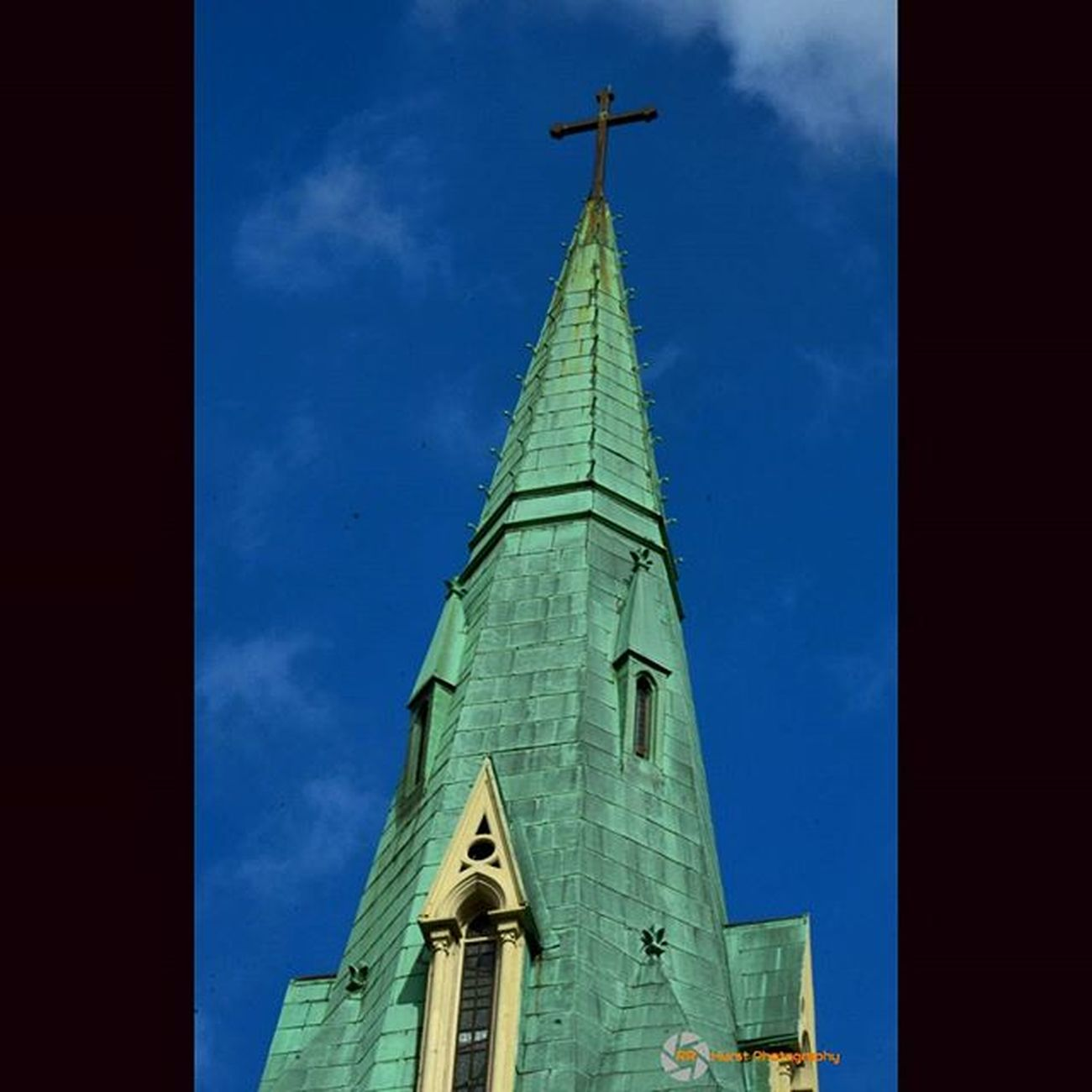 @lstavenor Sometimes you just have to look up. @outdoorphotomag @photographymagazine @PhotographyWeek @photonewscanada Hamilton Lockestreet Lockestreetshops Church Blueskies Copperpatina Steeple Green Cross Lookup Getoutside OutsideIsFree Southernontariophotographer Lovephotography  Nikonphotographers Nikonphotography Prophotographer Nikond7000 Rrhurstphotography Artsburlington Latowphotographersguild
