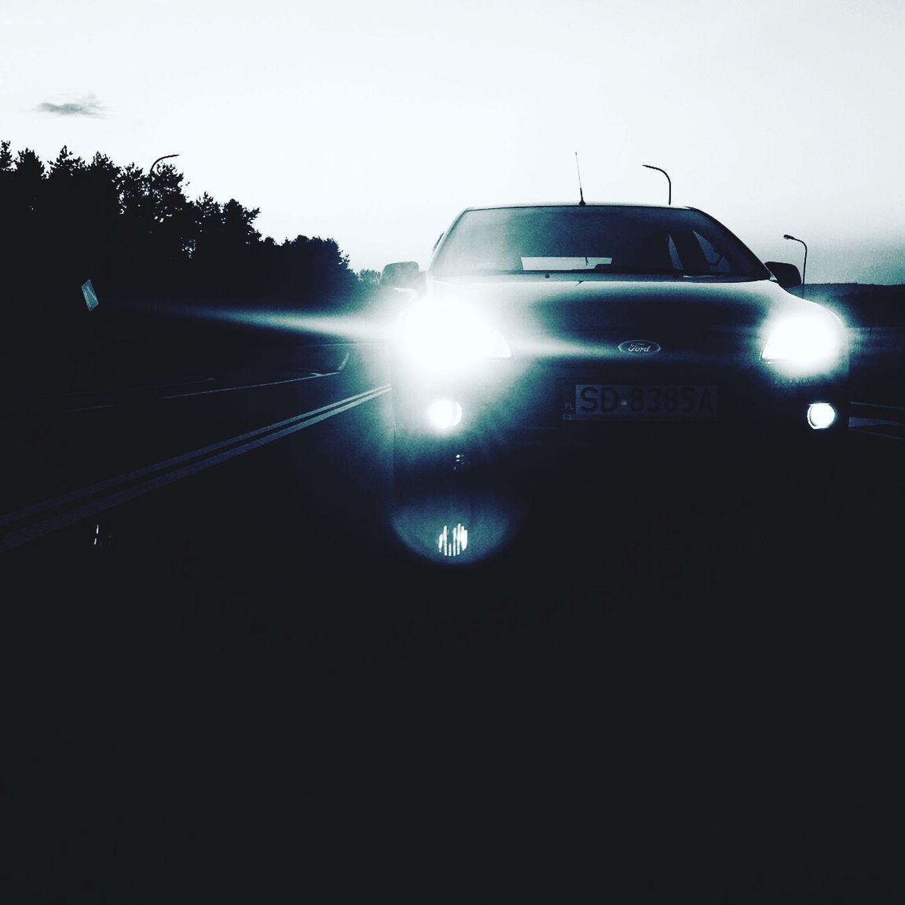 Ford Focus Mk2 FirstCar Fanatyczni 🚘👌🏻 First Eyeem Photo