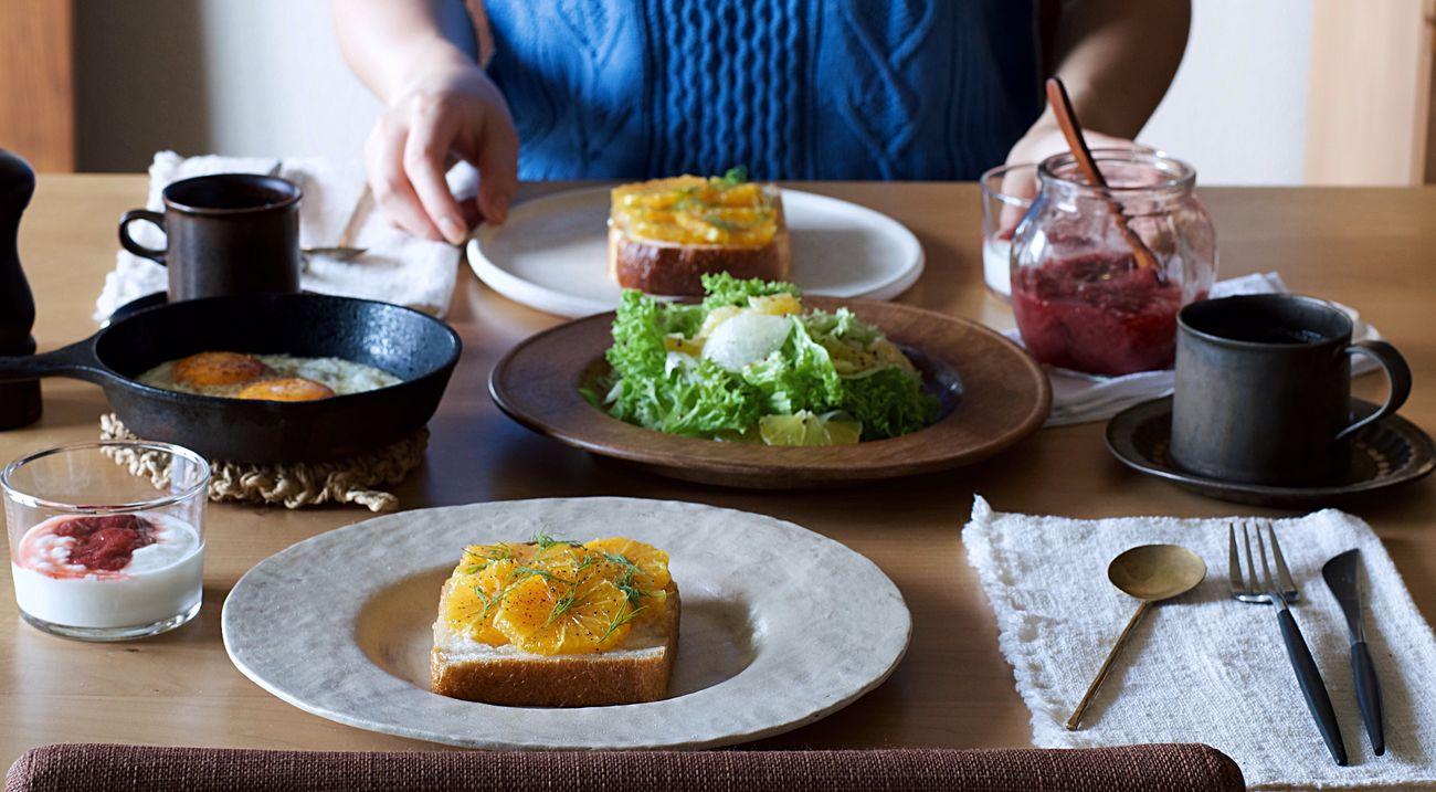 暮らし Nikon Japan Life Interior おうちごはん Breakfast My Favorite Breakfast Moment 食卓 朝食 Onthetable Onmytable 朝ごはん Table Contrast Foodstyling Food Morning おうちカフェ Coffee