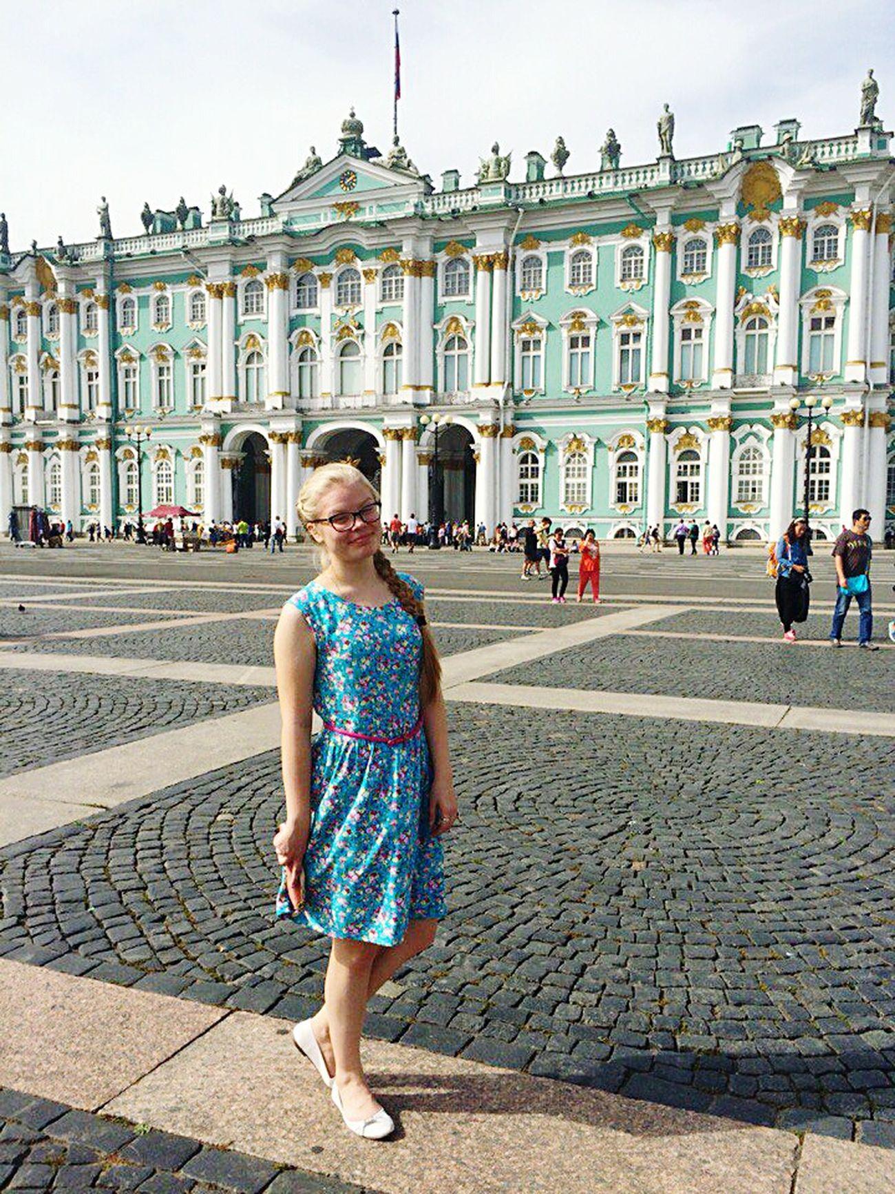 Санкт-Петербург дворцоваяплощадь