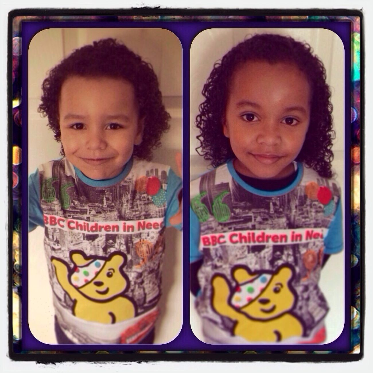 Children In Need MyBoys At School