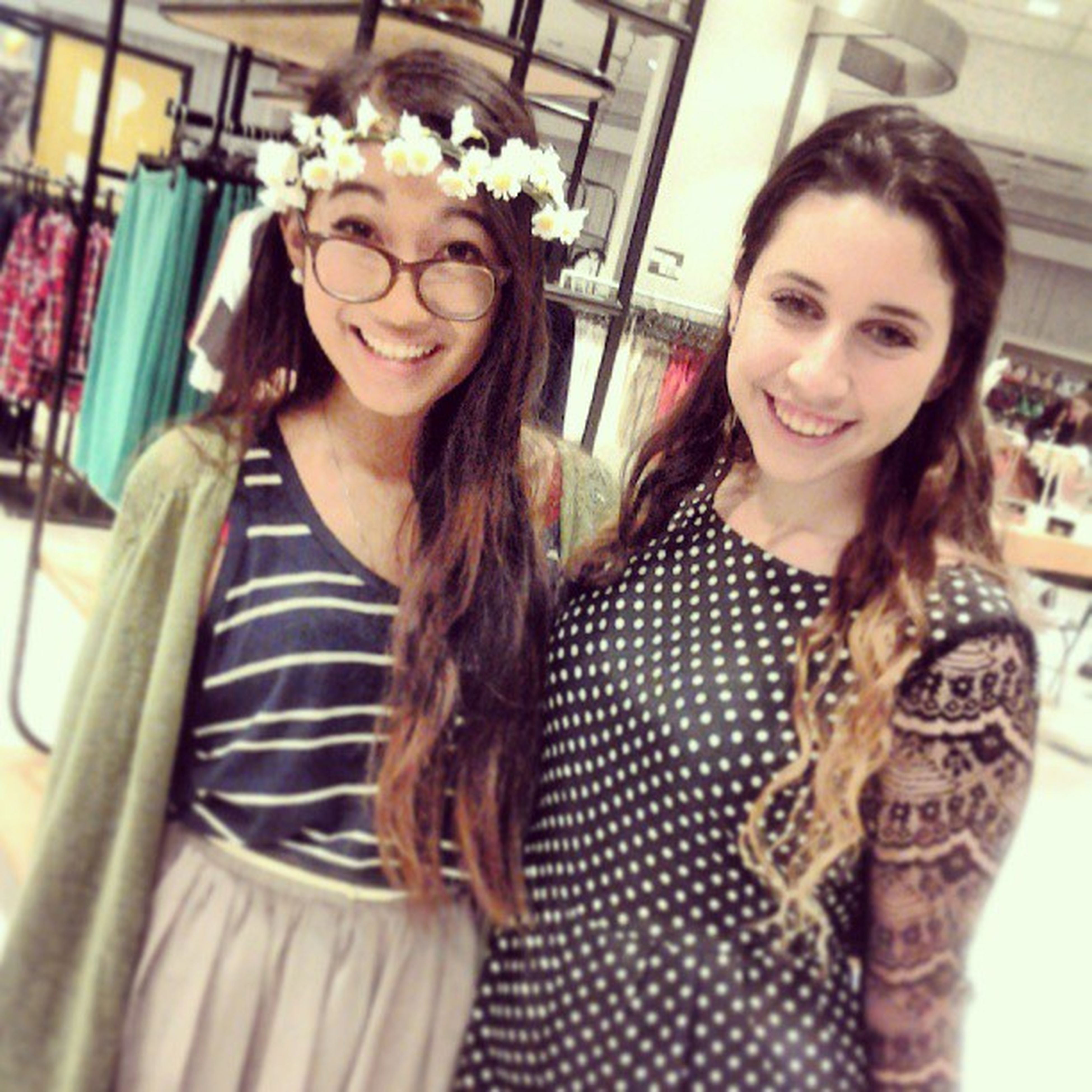 ☆ So Glad to see these two Today at Bpnordstrom ☆