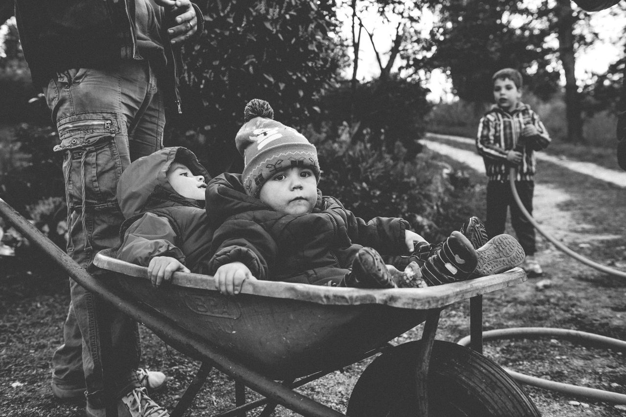 No Wifi, no electronic device, everything just like in the old days. Childhood like in the good ol' days... ;) Childhood Children Forrest Green Color Green Forrest No Electricity No Wifi The Great Outdoors - 2017 EyeEm Awards The Photojournalist - 2017 EyeEm Awards The Portraitist - 2017 EyeEm Awards