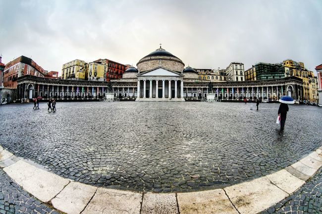 Rainy day in Napoli Taking Photos Streetphoto_color Streetphotography Fish-eye Lens Architecture_collection Fine Art Photography Eye4photography  Fresh 3 Open Edit EyeEm Best Shots Rainy Days Showcase July