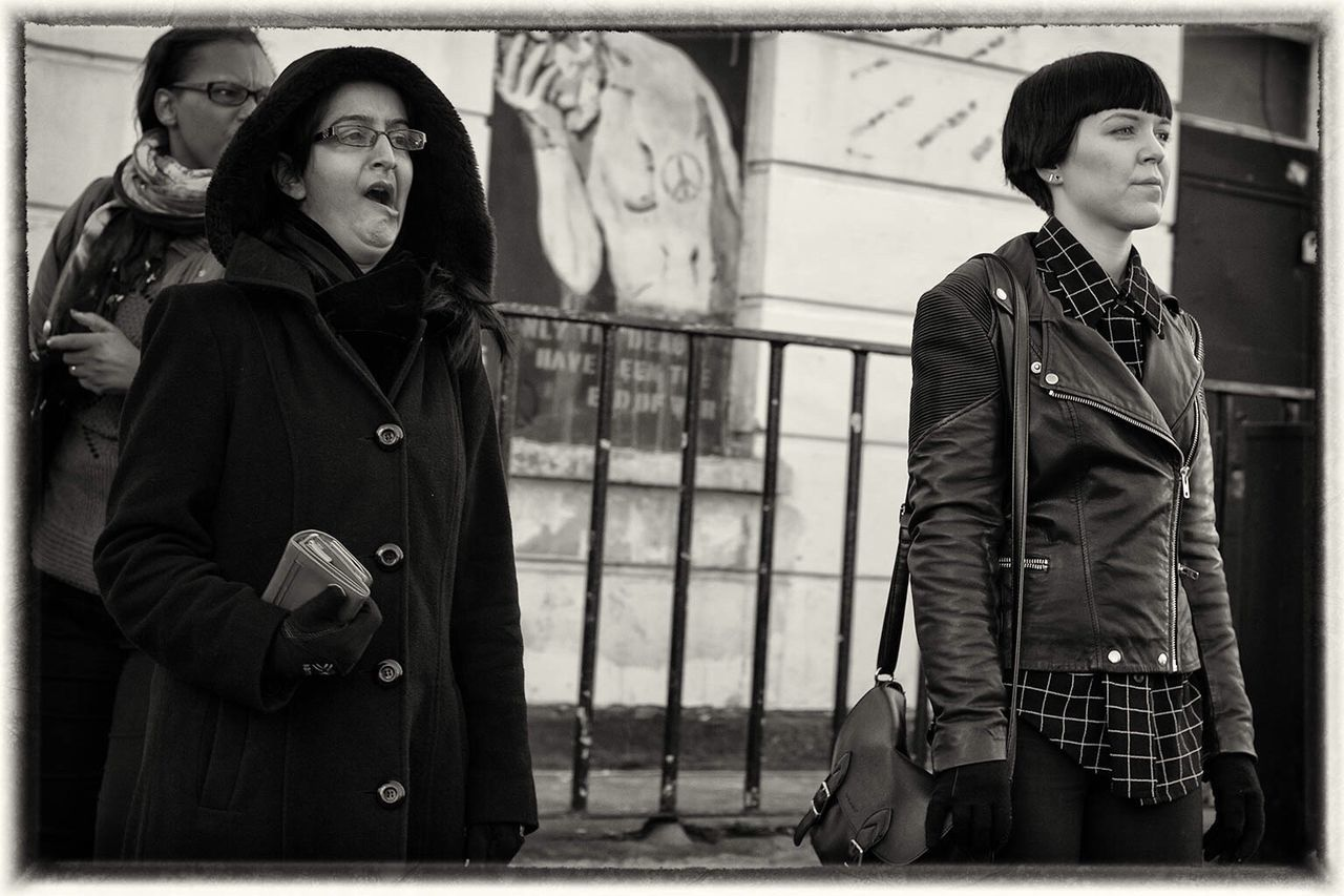 Camden Streetphoto_bw Lostamongstthelost Camden Town Blackandwhite London
