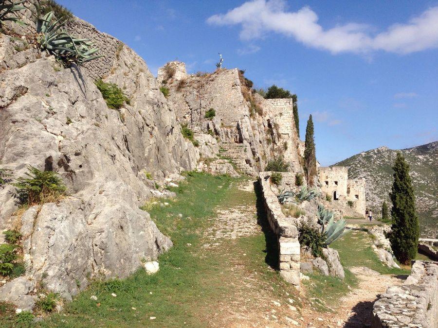 Fortress Klis, Spit, Croatia, Game of Thrones - Meereen on-screen location Croatia Klis Fortress Split Game Of Thrones