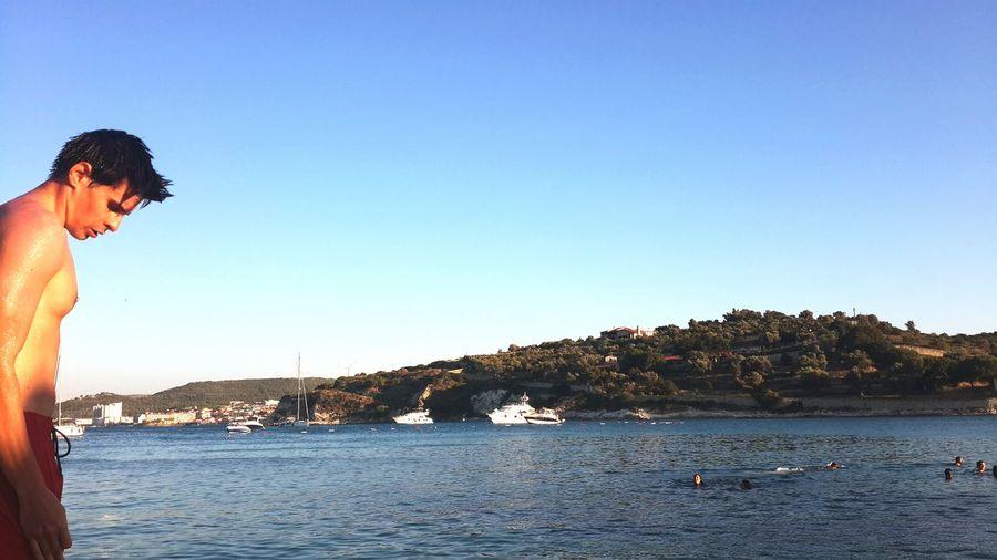 Holiday Izmir Cesme @kafepi beach club