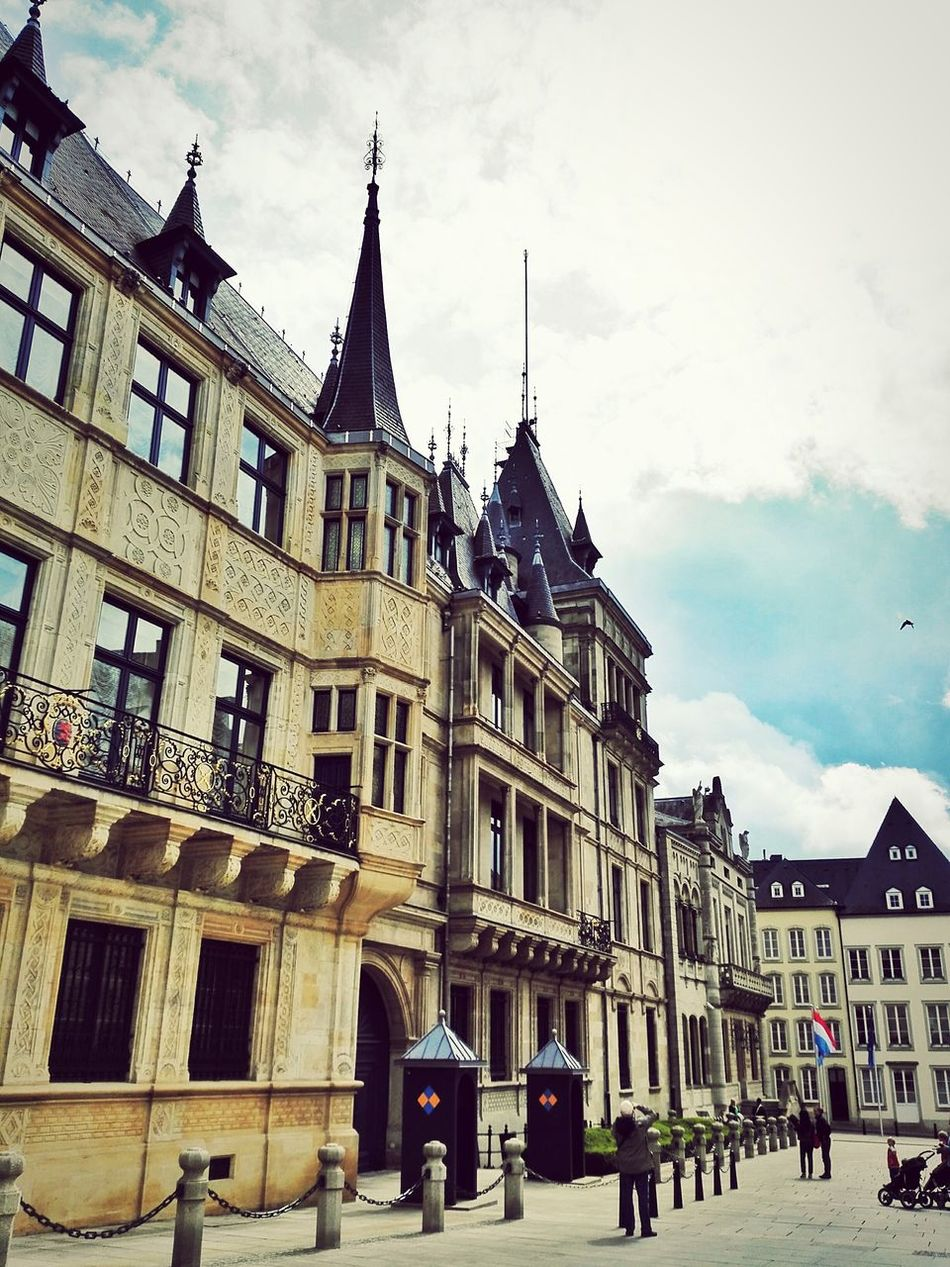 Beautiful stock photos of luxemburg, Architecture, Auto Post Production Filter, Building, Building Exterior
